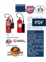 Extintores Buckeye Co2 10 Lb