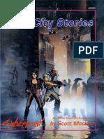 Cyberpunk 2020 - AG5005 Night City Stories
