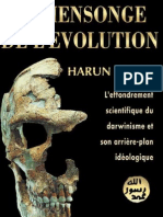 Le Mensonge Del Evolution