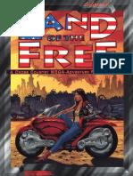 Cyberpunk 2020 - CP3231 Land of the Free