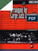 (ebook - pdf)[musica][piano] arranging for large jazz ensemble - berklee press.pdf