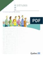 Adultes FGA Progetudes Domainelangue Francisation 2015