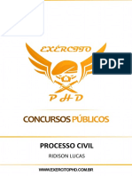 Processo Civil Questoes Parte Final