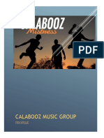 Music Group Overview Calabooz