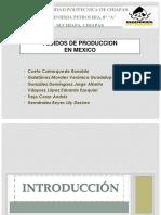 Fluidos de Produccion en Mexico