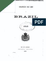 Colleccao Leis 1818 Parte1