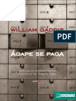 William Gaddis-Ágape Se Paga