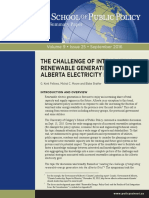 Renewables AB Electricity Market Fellows Moore Shaffer