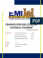 Lic. Technip
