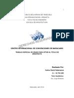 Centro Internacional de Convenciones de Maracaibo