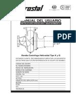 Manual Linea-3 19 Bomba Tipo k y q (03-2015)