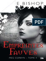 Anne Bishop - Meg Corbyn Tome 4 - Empreintes Fauves.epub