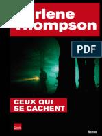 Carlene Thompson - Ceux qui se cachent.epub