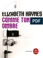 Elizabeth Haynes - Comme ton ombre.epub