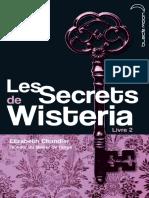 Elizabeth Chandler - Les secrets de Wisteria Tome 2.epub