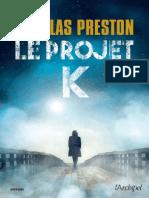 Douglas Preston - Le projet K.epub