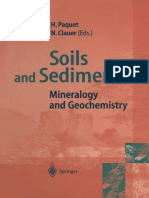 Soils and Sediments Mineralogy and Geochemistry