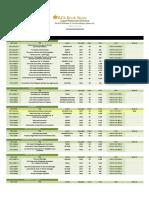 Updated Law Pricelist Effective September 28 2017 REX