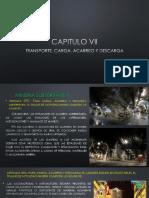 CAPITULO VII Exposicion de Seguridad