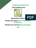 ADA2, B1, I.Y.R.C.L.