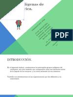 Pueblos Indígenas de Latinoamérica