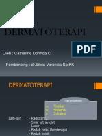 Dermatoterapi Cdc