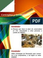 Ad. de Ventas- UNIDAD 1 Conceptos y Generalidades