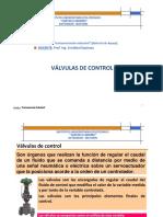 Instrumentación Industrial Válvulas-De-control 2017