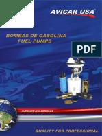 Presion Bombas Gasolina Segun Marcas