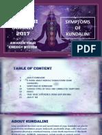 Symptoms of Kundalini OneVisionAcademy
