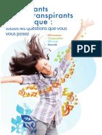 Brochure Antitranspirant 2011