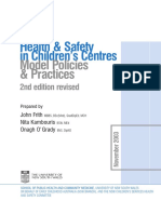 Childcare Model Policies