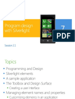 2.1 Program Design with Silverlight.pptx