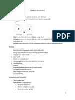 Chapter 2 Biochemistry