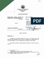 Municipal Rural Bank vs Ordonez