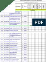 Uat-ssoma-re-036 Listado Maestro de Documentos y Registros