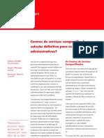 Centros de Servicos Compartilhados Portuguese