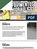 Pavimentos hidraulicos- Vias de transporte