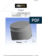 analisis de un piston en ansys