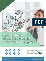 Curso Avanzado Gestión Ambiental Empresarial