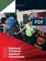 Political Violence Against Americans (2015)