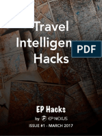 Travel Intelligence Hacks