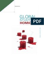 UN - Global Study on Homicide (2013)
