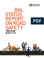 WHO - Global Report on Road Safety