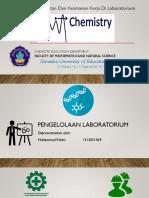 Standar Keselamatan Dan Keamanan Di Lab