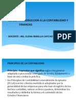 Introduccion Cont.y Finanzas i Clase II