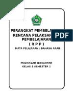 RPP B. ARAB KLS 2