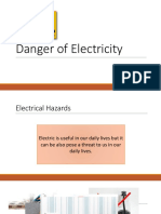 Danger of Electricity - Jessica Lai