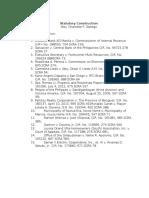 Statutory Construction_ Cases