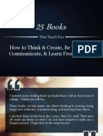 25booksonhowtothinkcreatebeyourselfcommunicateandlearnfromothers 150901135318 Lva1 App6892